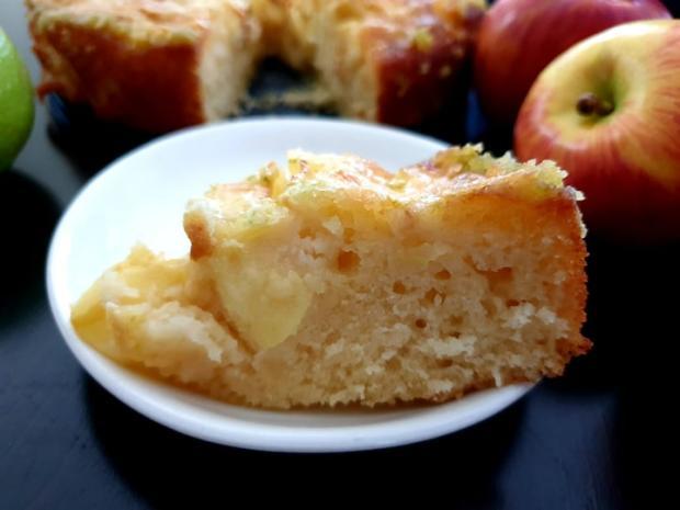 Francúzsky jablkový koláč - recept