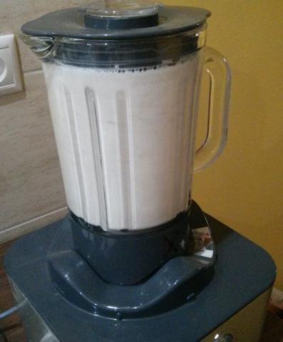 Mandľové mlieko - recept
