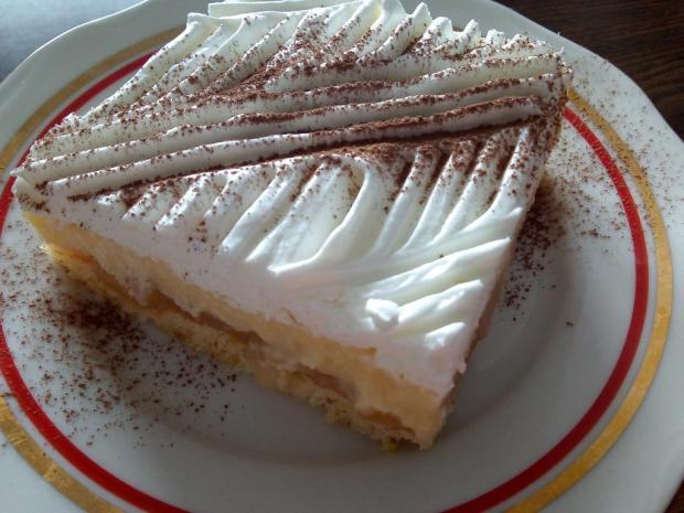 Citrónovo jablkový koláčik - recept