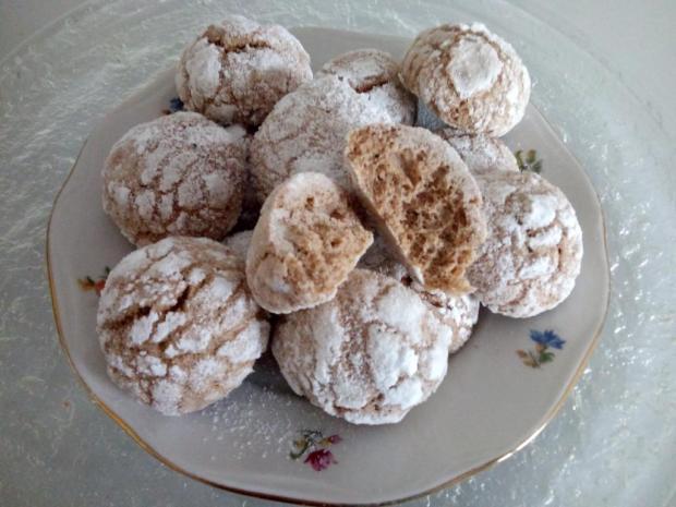 Voňavé crinkles - recept