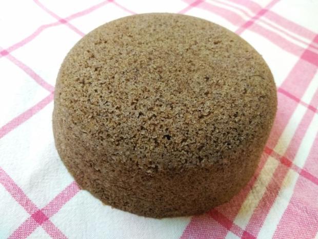 Pohanková chlebík z mikrovlnky  - recept