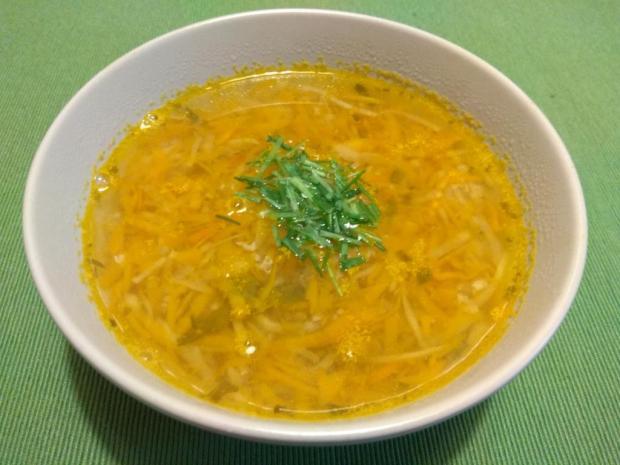 Zeleninová polievka - aj pre deti a bezzubých - recept