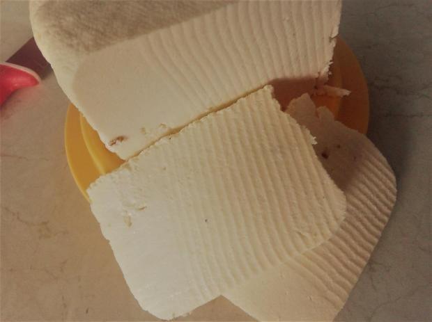 Domáci syr - hrudka - recept