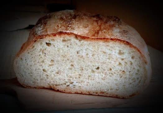 Výborný domáci chlieb