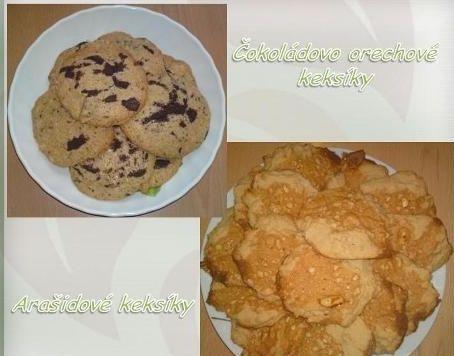 Vynikajúce keksíky... - recept