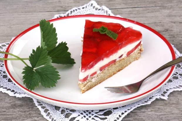 Jahodová torta - recept