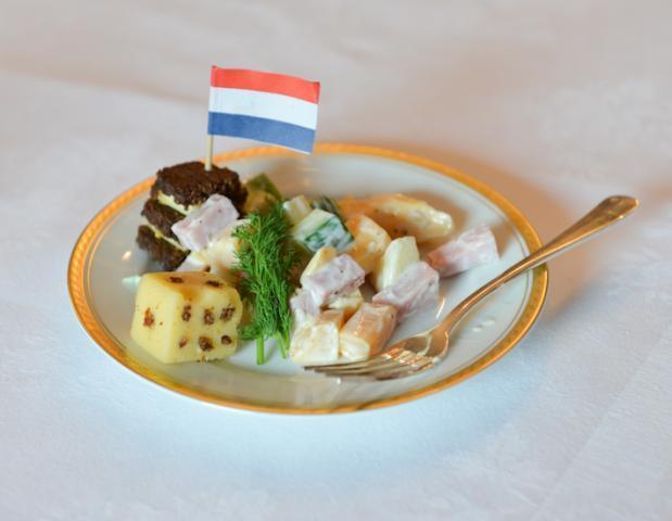 Holandsko: Syrové hracie kocky - recept