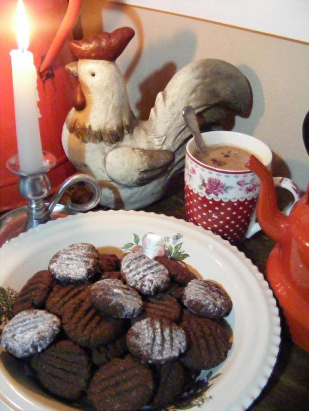 Koka sušienky - recept