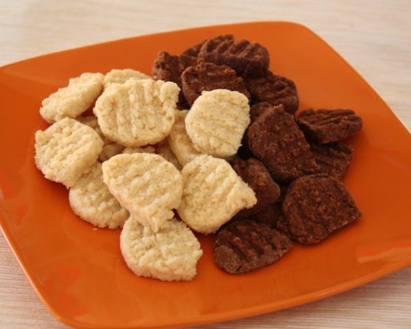 Kokosové keksíky - recept
