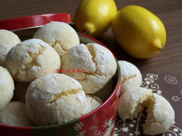Kokosové crinkles - recept