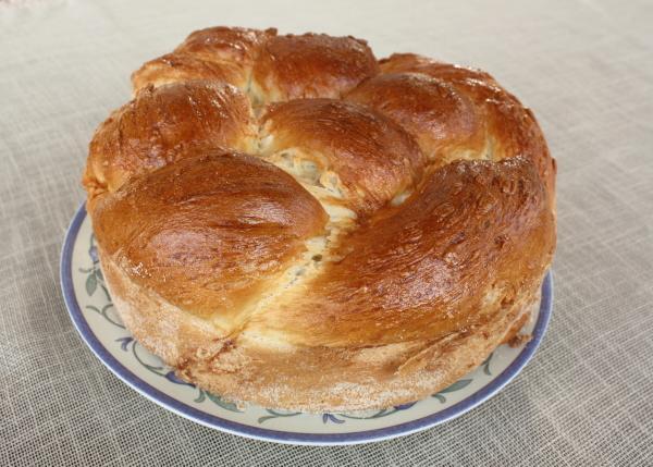 Veľkonočný koláč - recept