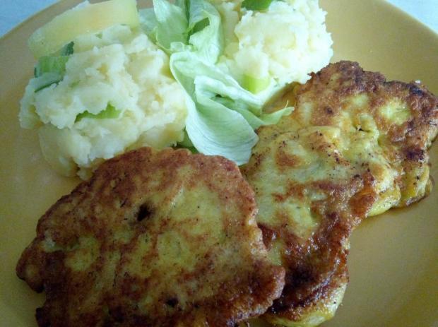 Kuracie placky - recept
