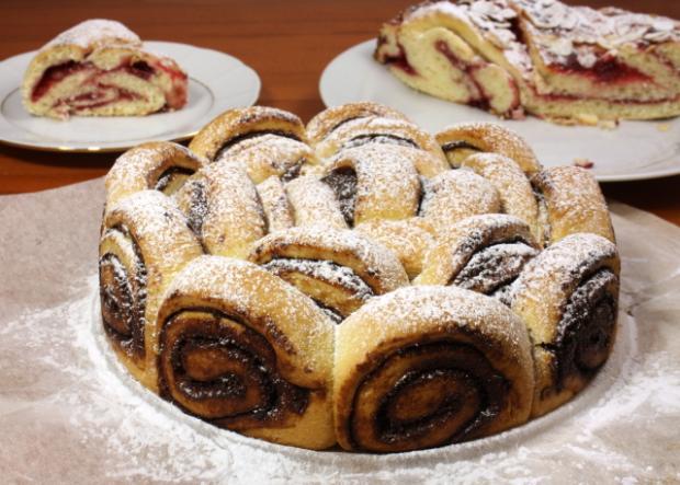 Kysnuté koláče trochu inak - recept