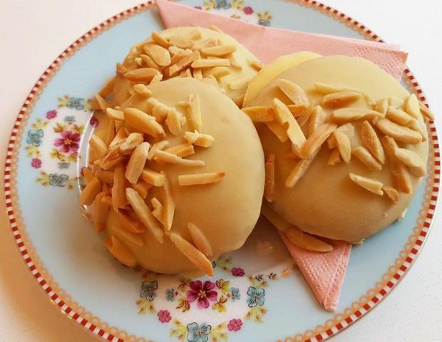 Mandlové sušienky - recept