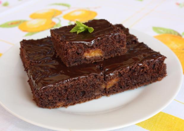 Rýchly marhuľový koláč - recept
