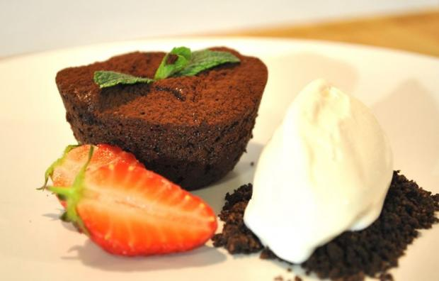 Muffiny ala brownies - recept