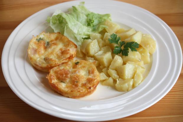 Syr pečený v rúre - recept