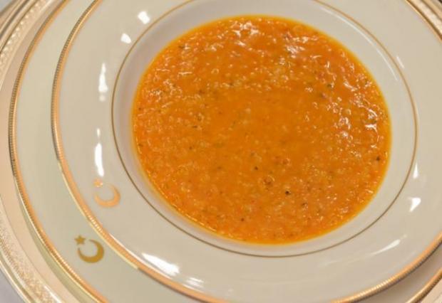 Ezo Gelin - turecká polievka z červenej šošovice - recept