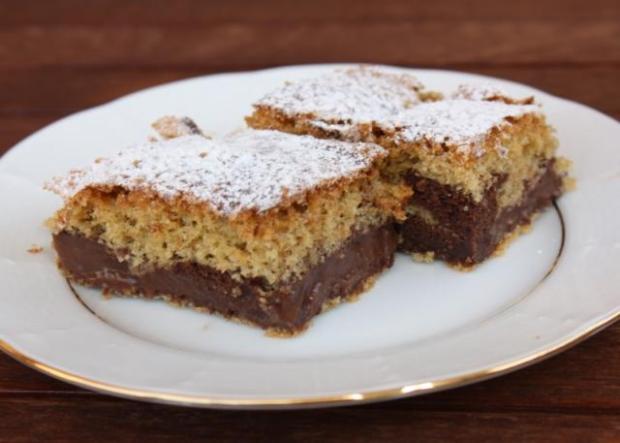 Pudingový koláčik - recept