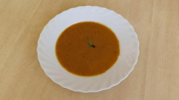 Mrkvová polievka so zázvorom - recept