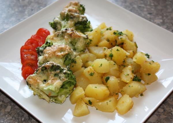 Brokolicový špíz - recept