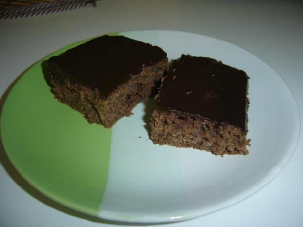 Cuketový perník - recept