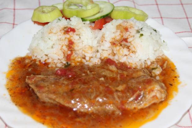 Bravčové mäso na srbský spôsob - recept