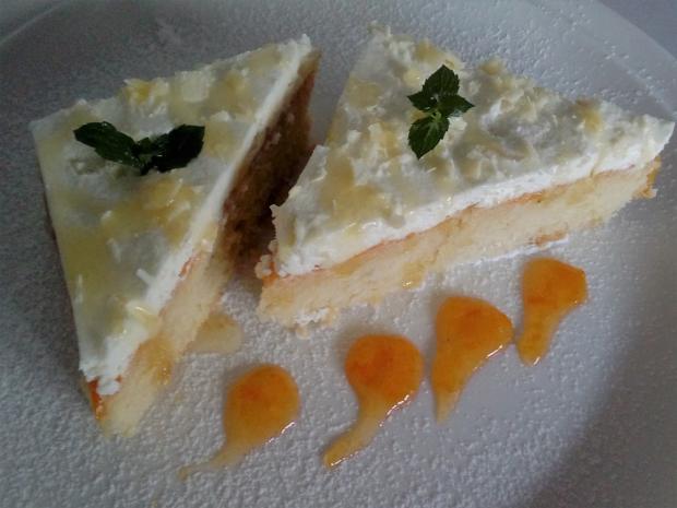 Cuketový koláč - recept