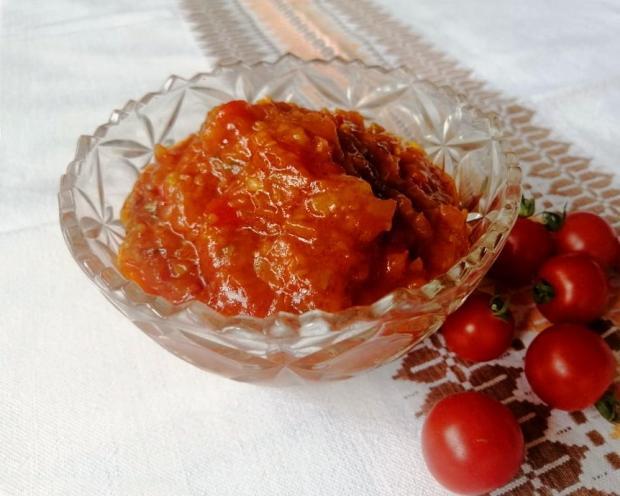 Domáca omáčka uncle bens - recept