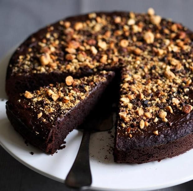 Cuketová torta - recept