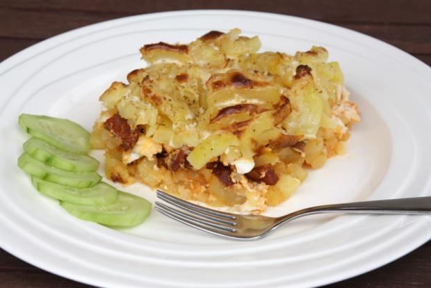 Francúzske zemiaky - recept