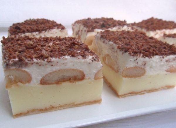 Jogurtový krémeš - recept