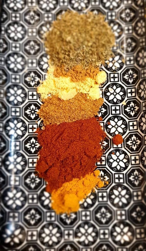 Fajita korenie - recept