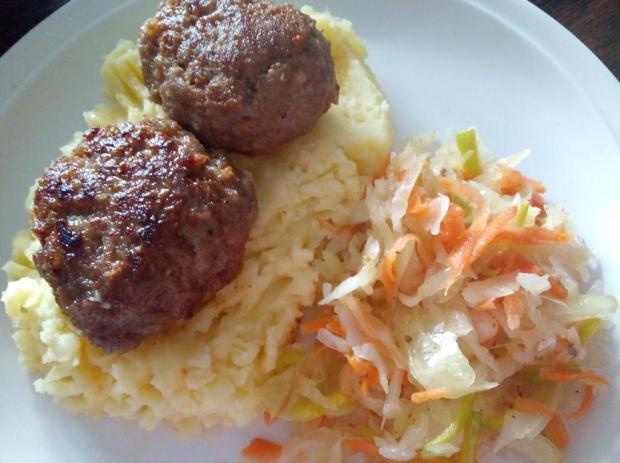Klopsy z mletého mäsa - recept