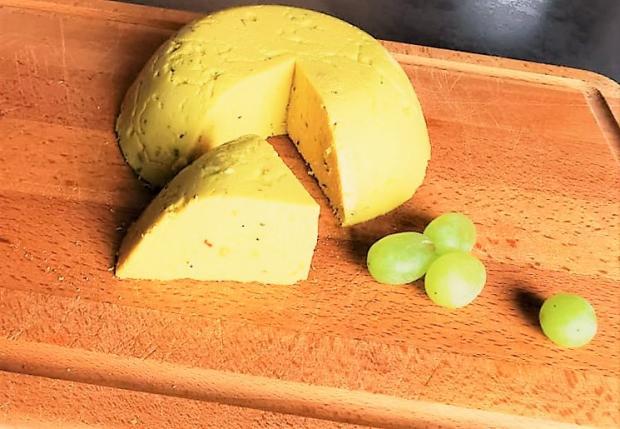 Hrudka na spôsob syra - recept