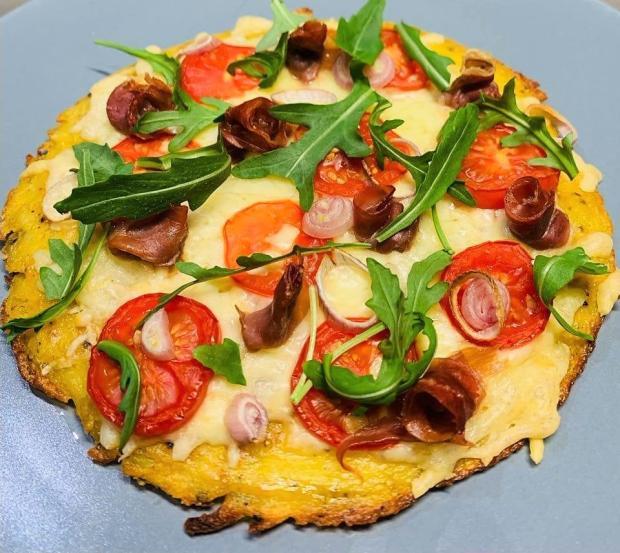 Zemiakova pizza, recept