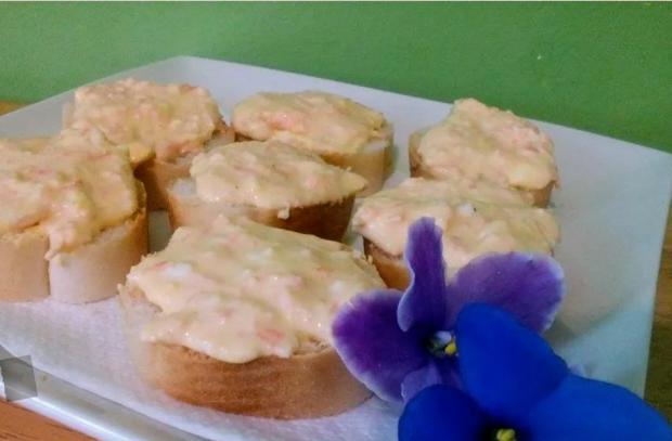 Bryndzova natierka s mrkvou - recept