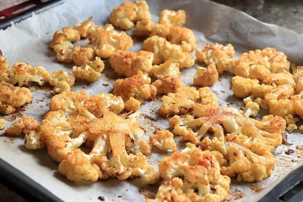 Karfiol pečený v rúre - recept