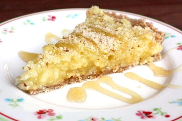 Jablkový koláč bez múky, cukru  apečenia, recept