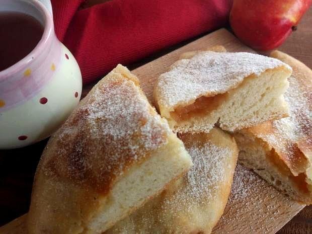 Jablkové pagáče podľa mojej babky