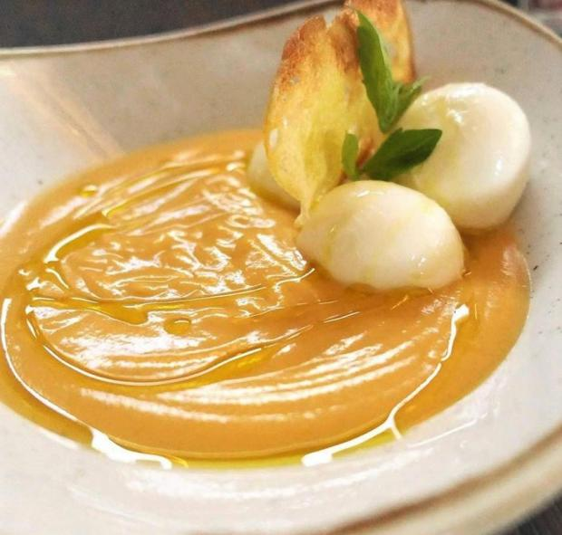 Tekvicovo pomarančový krém - recept