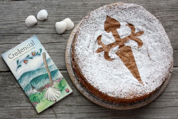 Torta de Santiago - recept
