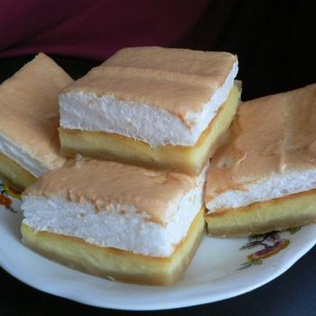 Tvarohový koláč z lístkového cesta - recept