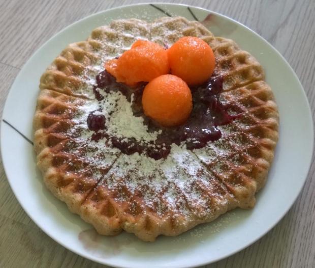 Výsledok vyhľadávania obrázkov pre dopyt Orechové wafle.
