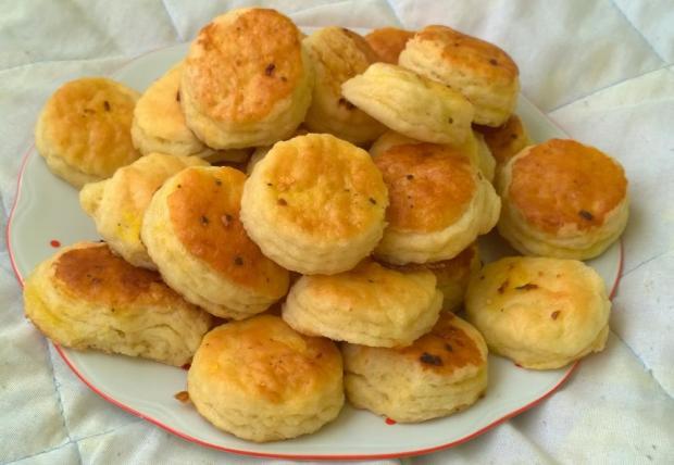 Zemiakové lístkované pagáčiky... - recept