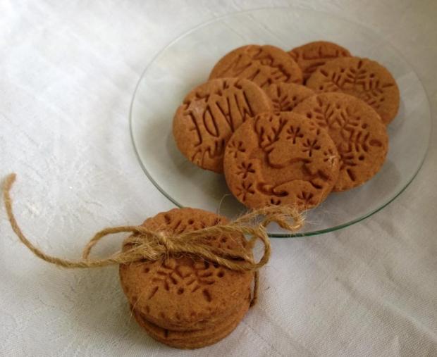 Pečiatkové keksíky... - recept