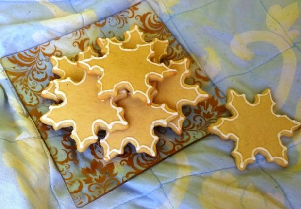 Maslové keksíky... - recept