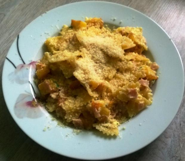 Ditalini so zemiakovo-vaječnou omáčkou... - recept