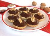 Recepty na torty, zákusky a koláče s orechmi