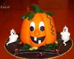 Torty na halloween